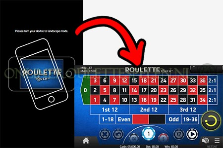 Android Roulette